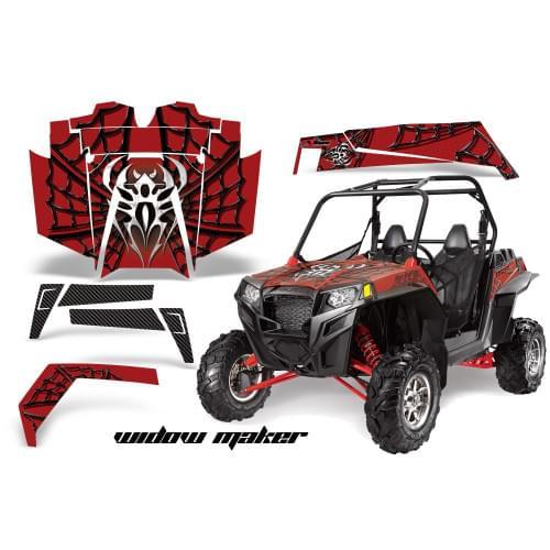 Комплект графики AMR Racing Widow Maker (RZR900XP)
