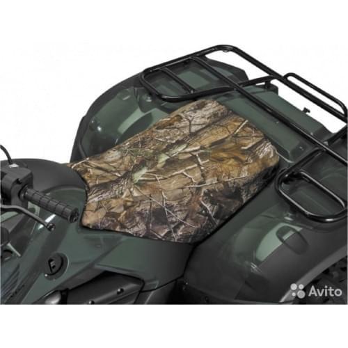 Чехол для квадроцикла на сиденье Quad Gear ATV Seat Cover черный