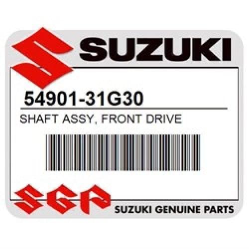 Полуось (привод) передняя для Suzuki KingQuad 750XP (с усилителем)