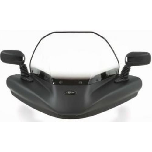 Ветровое стекло Vip-air HR-03 матовое для Yamaha Grizzly