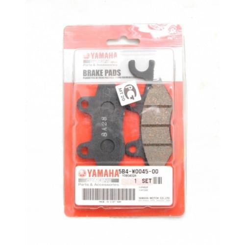 Тормозные колодки для квадроциклов Yamaha Rhino 5B4-W0045-00-00