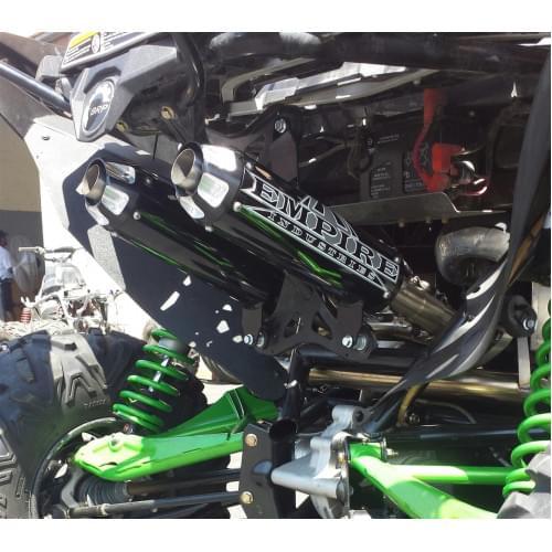 Выхлопная система без катализатора для CAN AM Maverick 2015 Turbo