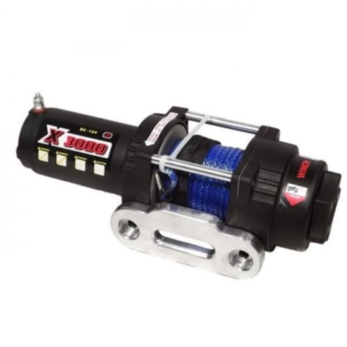 Лебедка для квадроцикла MW Х3000S