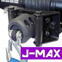 Стопор троса лебёдки J-MAX новая модель